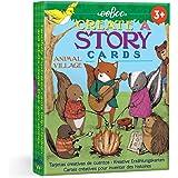 eeBoo Animal Village Create A Story Pre-Literacy Cards