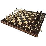 世界最高峰のハンドメイド・チェスセット Wegiel Chess Senetor(セネター)日本正規品