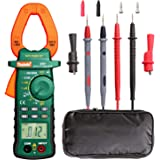 Autoranging Multimeters Clamp Meter With Storage Bag AC/DC Volt AC/DC Current Ohm Diode Resistance Test Voltage Tester