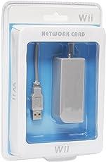 【Wii LANアダプター】 小型ネットワークカード ~NETWORK CARD~