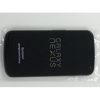 GALAXY NEXUS SC-04D docomo [Titan Silver]