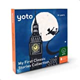 Yoto 'My First Classic Stories Collection' Card Pack for Kids for Yoto Player and Yoto App – 5 Cards Including Peter Pan, The