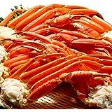 「先行予約」 年末年始用 天然 ズワイガニ 足 3L-4Lサイズ 贈答にも最適 厳選 ずわい蟹 約3kg 予約品 12月…