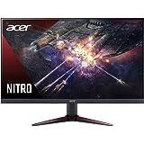 Acer Nitro VG240Y Pbiip 23.8 Inches Full HD (1920 x 1080) IPS Gaming Monitor with AMD Radeon FREESYNC Technology, Zero Frame,