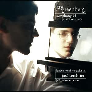 Symphony 5: Quintet for Strings (Hybr)