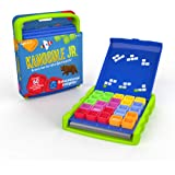 Educational Insights Kanoodle Jr. Brain Boosting Puzzle Game: 60 Challenges, Ages 4+
