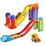 VTech Go! Go! Smart Wheels 3-in-1 Launch and Go Raceway