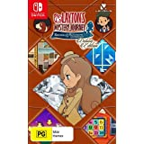 Laytons Mystery Journey Katrielle and the Millionaires Conspiracy Deluxe Edition - Nintendo Switch