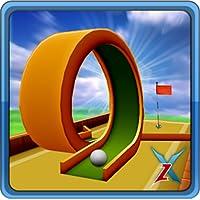 Retro Mini Golf Master