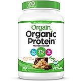 Orgain Organic Plant Based Chocolate Peanut Butter - Vegan, Non-GMO, 2.03 Pound