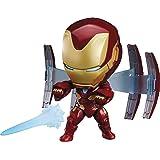 Avengers: Infinity War: Iron Man Mark 50: Infinity Edition (Deluxe Version) Nendoroid Action Figure, Multicolor