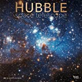 Hubble Space Telescope 2021 12 x 12 Inch Monthly Square Wall Calendar by Wyman Publishing, Science Space Technology