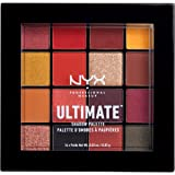 NYX Professional Makeup Ultimate Shadow Palette - Phoenix, 1 Count (USP09)