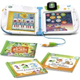 Leap Frog 80-603980 LeapStart 3D Interactive Learning System & 2 Book Combo Pack: Learning Friends and Scout & Friends Math