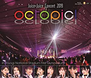 Juice=Juice Concert 2019 ~octopic!~[Blu-ray]