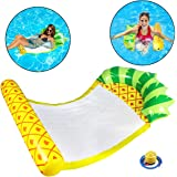 Pool Float Inflatable Pool Float Adult Pool Toys Water Hammock Saddle Lounge Chair Hammock Drifter Portable Pool Chair Great