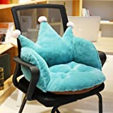 Lumbar Back Support Seat Cushion Cushions Cover Cartoon Orthopaedic Memory Foam Lumbar Support Cushion, for Office Chair Car