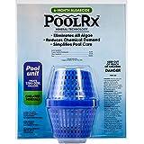 PoolRx Pool Unit #101001 6 Month Algaecide Treats 7.5k-20k gallons, Single, Blue