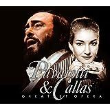 永遠の歌声 パヴァロッティ マリア・カラス CD3枚組 3CD-327