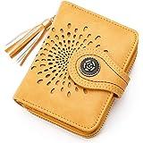 財布 レディース 二つ折り ミニ財布 磁気防止 軽量 ウォレット カワイイ 小さい財布 ギフトボックス付き