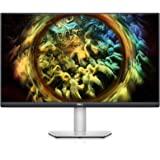 Dell S2721QS 27 Inch 4K UHD (3840 x 2160) IPS Ultra-Thin Bezel Monitor, AMD FreeSync (HDMI, DisplayPort), VESA Certified, Sil