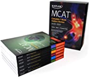 MCAT Complete 7-Book Subject Review 2020-2021: Online + Book + 3 Practice Tests