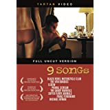 9 Songs (Full Uncut Version) [DVD]