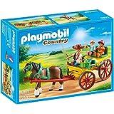 Playmobil - Horse-Drawn Wagon - 6932