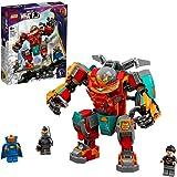 レゴ(LEGO) スーパー・ヒーローズ トニー・スタークのサカリアン・アイアンマン 76194