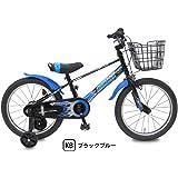 ビスマーク 補助輪付き 組み立て式 子供用自転車 幼児自転車