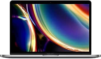 最新Apple MacBook Pro (13インチPro, 8GB RAM, 256GB SSDストレージ, Magic Keyboard) - スペースグレイ
