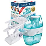 Navage Nasal Care Essentials Bundle: Navage Nose Cleaner, 36 SaltPod Capsules, and Countertop Caddy. 116.90 if Purchased Sepa