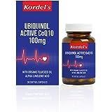 Kordel's Ubiquinol Active CoQ10 100mg