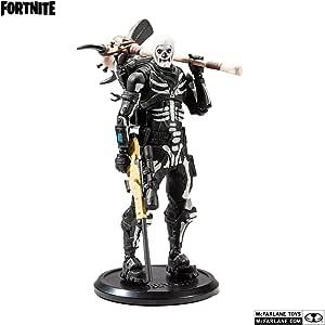 Fortnite Skull Trooperプレミアムアクションフィギュア