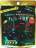明治 チョコレート効果カカオ72%パウチ 40g×10袋
