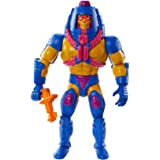 Masters of The Universe Origins 5.5-in Man-e-Faces Action Figure, Battle Figure for Storytelling Play and Display, Gift for 6