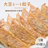 大豆ミート 餃子  soy meat gyoza