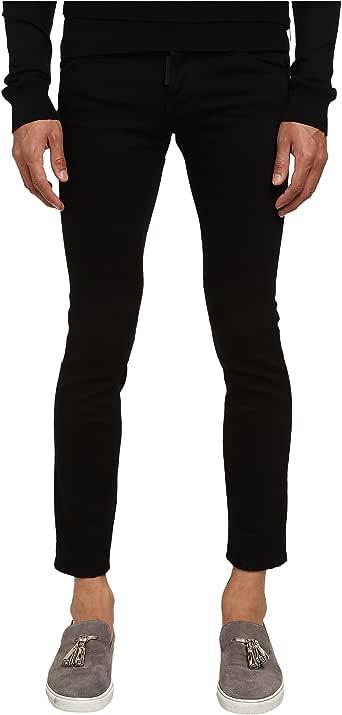 ディースクエアード ボトムス デニムパンツ Clement Jeans Black 1ed [並行輸入品]