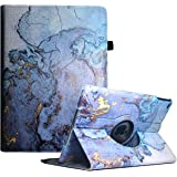 iPad 2 3 4 Case (Old Model) – 360 Degree Rotating Stand Smart Case Protective Cover with Auto Wake Up/Sleep Feature for Apple