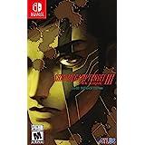 Shin Megami Tensei III: Nocturne HD Remaster - Nintendo Switch