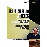 Friedrich Gulda & Friends [DVD] [Import]