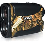 AOFAR HX-700N Range Finder for Hunting 700 Yards Waterproof Archery Rangefinder for Bow Hunting with Range Scan Fog and Speed