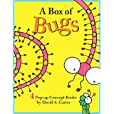 A Box of Bugs: 4 Pop-up Concept Books