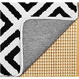(for Hard Floors, 0.6m x 0.9m) - Gorilla Grip 0.6m x 0.9m Non-Slip Area Rug Pad for Hard Floors