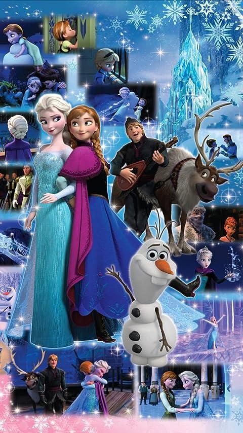 ディズニー アナと雪の女王 ふたりの王女の物語 XFVGA(480×854)壁紙 画像31497 スマポ