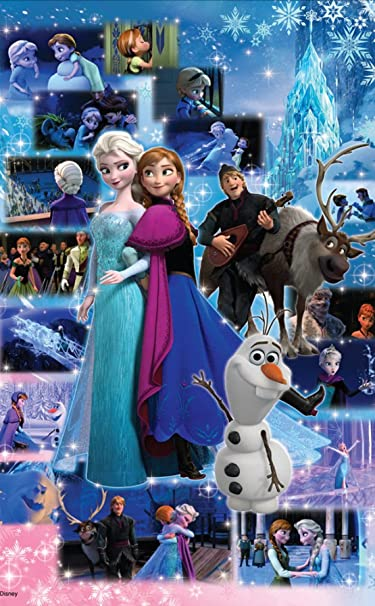 ディズニー  iPhone/Androidスマホ壁紙(740×1196)-1 - アナと雪の女王 ふたりの王女の物語