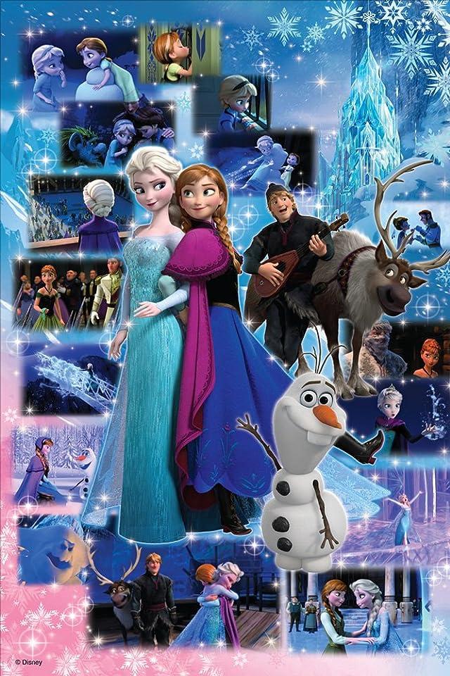 ディズニー アナと雪の女王 ふたりの王女の物語 iPhone(640×960)壁紙 画像31398 スマポ