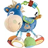 Playgro Clip Clop Activity Rattle Toy, Multi, 0-18 Months (0101145107)