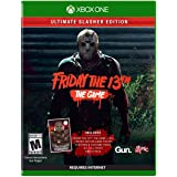 Nighthawk Interactive 860024002219 FRIDAY THE 13TH:THE GAME ULTIMATE SLASHER EDI, Xbox One