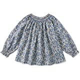 Curipeer Long Sleeve Baby Girls Blouse for Spring Casual Toddle Girl Cotton Tops Shirt
